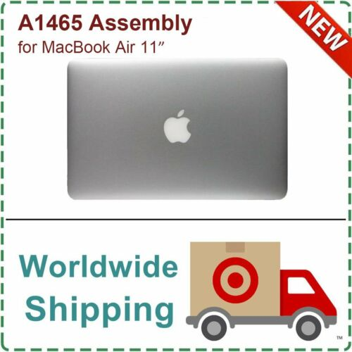 "661-7468 New A1465 MacBook Air 11/"" LCD LED Screen Display Assembly 2013 14 15"