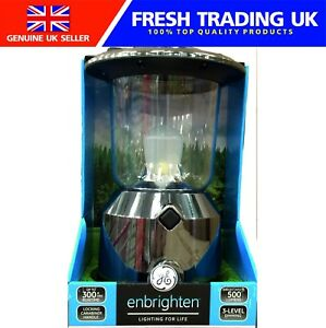 4000 Lumens COB LED Super Bright Camping Lantern Tent Fishing Outdoor Lamp Light