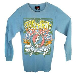 Grateful Dead shirt 1991 Boston Garden Cotton White Men S-4XL T-Shirt C228