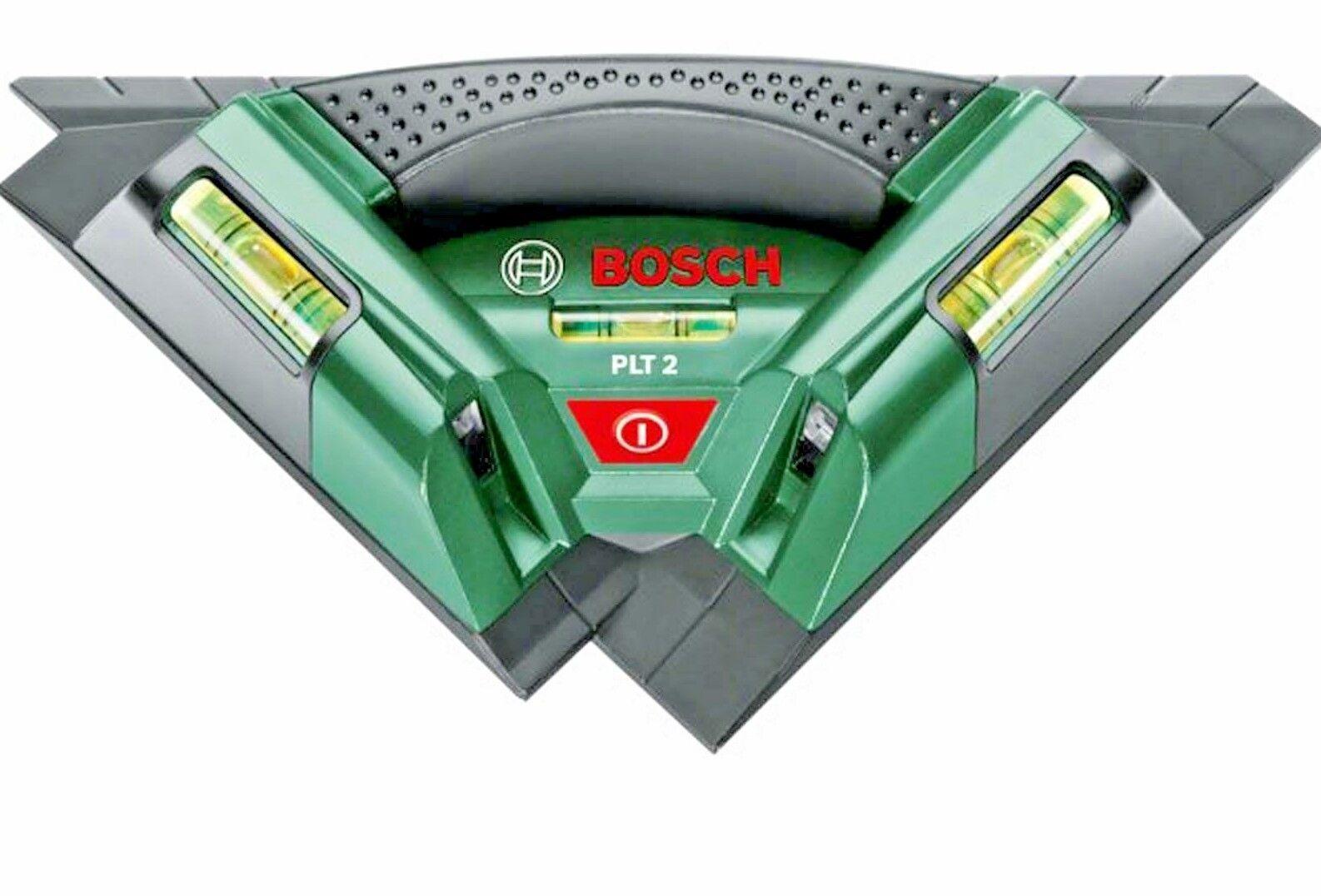 Bosch Grün PLT2 7m Tile Laser Level, DIY,LASER,LEVEL,TOOLS