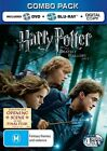 Harry Potter And The Deathly Hallows : Part 1 (Blu-ray, 2011, 2-Disc Set)