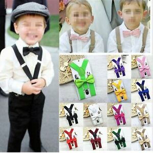 Suspender-and-Bow-Tie-Set-for-Baby-Toddler-Kids-Boys-Girls-Children-USA-ct