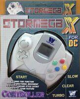Brand Dreamcast Stormega X Pad Controller Us Seller