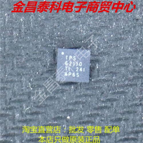 1.5-A SYNCHRONOUS STEP-DOWN CONVERTER 1pc 62110 TPS62110RSAR QFN 17-V