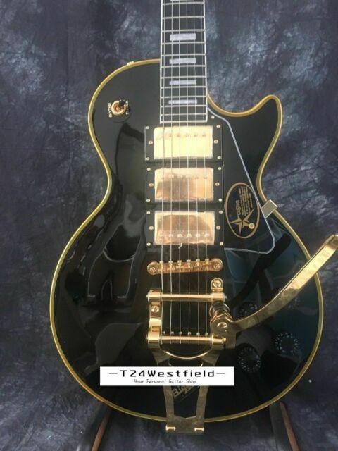 Gold 920D Custom LP3P-G Black Beauty Les Paul 3 Pickup Wiring Harness
