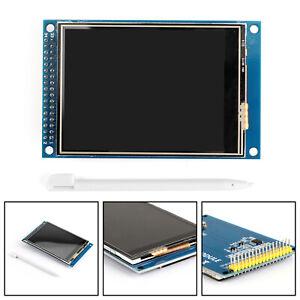 Modulo-de-pantalla-LCD-a-color-de-3-2-pulgadas-SSD1289-ILI9341-pantalla-tactil-TFT-de-34-Pines-A2