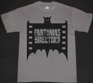 FANTOMAS-BAT-FAITH-NO-MORE-MR-BUNGLE-TOMAHAWK-PATTON-MELVINS-NEW-GREY-T-SHIRT