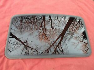 Aftermarket Webasto Solaire Model 4300 Sunroof Glass Panel Free Shipping Ebay