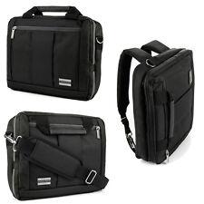 Black Laptop Messenger Backpack Bag for Acer Predator 17 X GX-791 G9-791 17.3