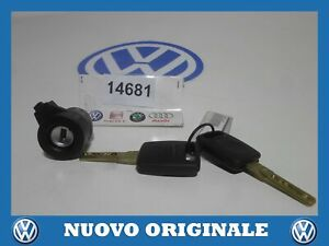 Cylinder Ignition With Keys AUDI A8 1994 2003