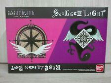 Puella Magi Madoka Magica Rebellion Soul Gem Light Set Premium Bandai Rare