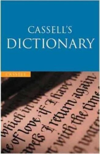 1 of 1 - Good, Cassell's English Dictionary, , Book