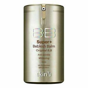 SKIN79-GOLD-Super-Plus-Beblesh-Balm-BB-CREAM-40g-3-Fache-Wirkung-ANTIFALTEN
