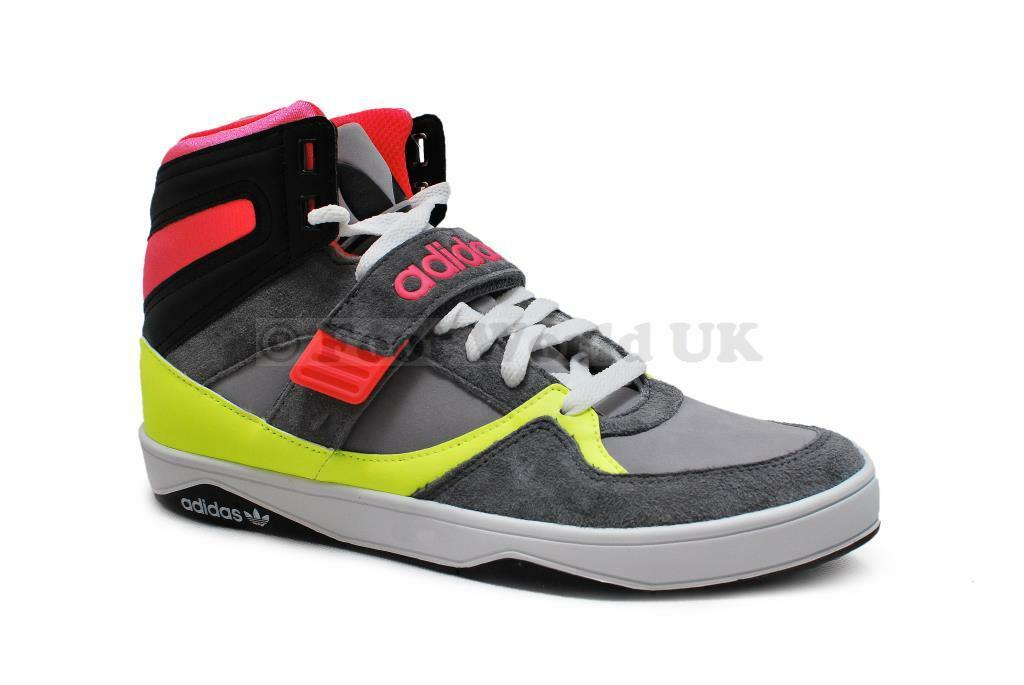 Womens Adidas Space Diver 2.0 W-m22279-Grey Pink Volt Sneakers