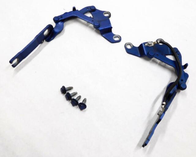 2PC Front Hood Lift Supports For 06-2013 BMW 325 328 330 335 M3 E90 E91 E92 E93