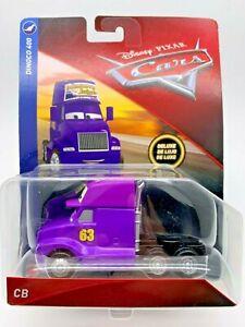 Disney Pixar Cars  CB Deluxe Vehicles DINOCO 400