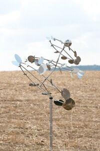 Edelstahl Vogel Garten Skulptur 65cm Granitvogel V2A Kantenhocker
