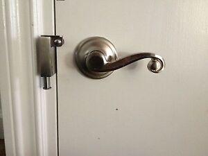 New Swivel Latch Strongest Attractive Home Door