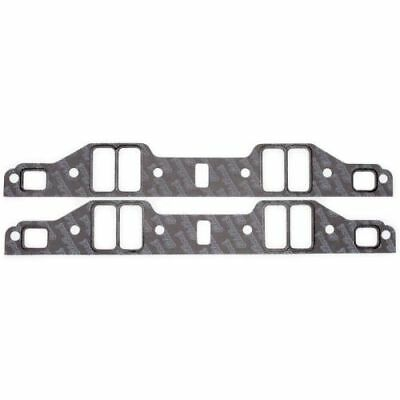"""Edelbrock 7244 Intake Gaskets 2.1/""""x1.265/"""" For 1992-1997 Chevy LT4"""
