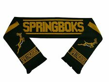 South Africa Springboks Rugby Scarf