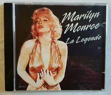 Marilyn Monroe – La Legende - 3NTI610 CD, Compilation
