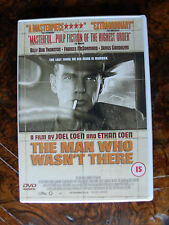 The Man Who Wasn't There (DVD, 2002)