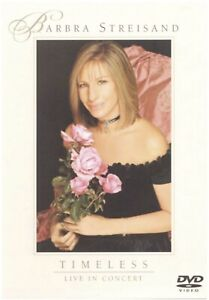 Barbra-Streisand-Timeless-Live-In-Concert-Sony-DVD-2001-Guaranteed