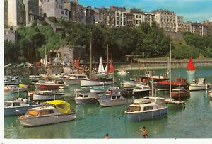 Postcard-The-Harbour-Tenby-Ref-B3