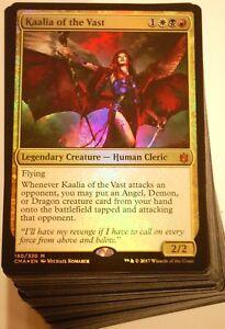 Custom-Commander-Deck-Angels-EDH-Kaalia-of-the-Vast-Magic-Cards