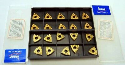 20pcs WNMG080404-TF Grade IC907  WNMG432 Carbide Insers Indexable Milling Insert