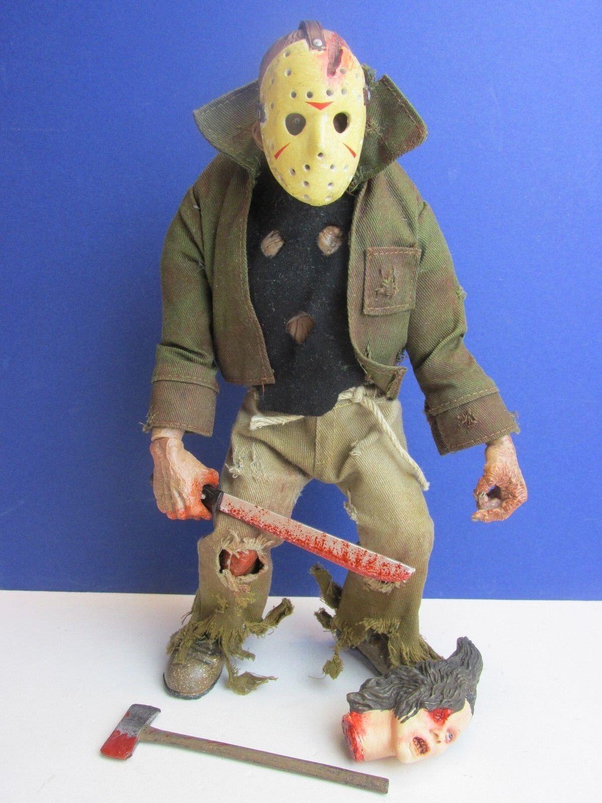 Friday The 13th Jason Voorhees 10 Action Figure Mezco Mezco Figure