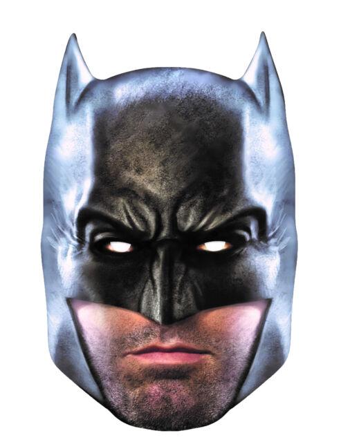 Masque carton Batman l'Aube de la justice Cod.162257