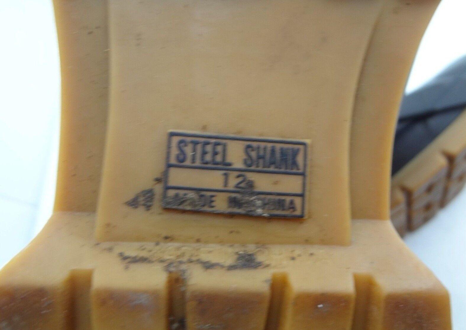 Khombu  Herren 12 Steel M Juno Braun Duck Stiefel Steel 12 Shank eae094