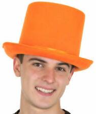 Rasta Imposta Dumb Dim Wit Dumber Orange Tuxedo Costume Top Hat