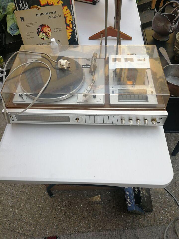 Anden radio, Toshiba, Ms3100