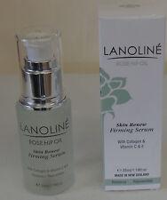 Lanoline Rose Hip Oil skin Renew Firming serum 1.18 fl. oz New in box