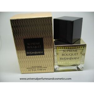 De Eau Sealed Yves Saint Détails 80 Laurent Spray Box Parfum Supreme Ml Sur Bouquet sBorxtChQd