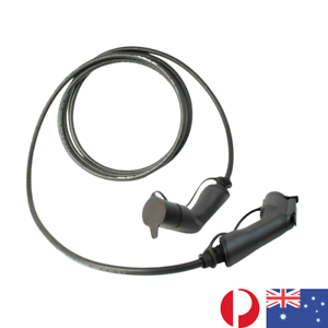 Electric Car Charging Cable Type 2 to Type 1 | 5 Metres | 2 YEAR WARRANTY