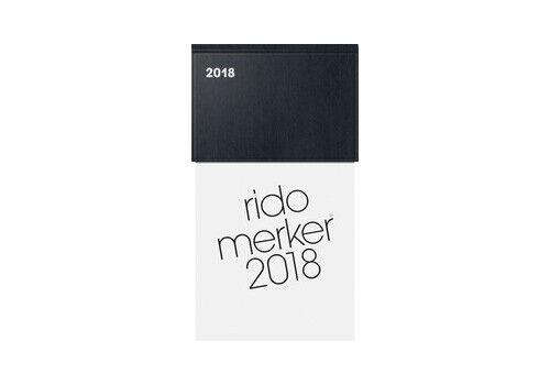 schwarz rido idé Tischkalender Merker Miradur 2021 6250363