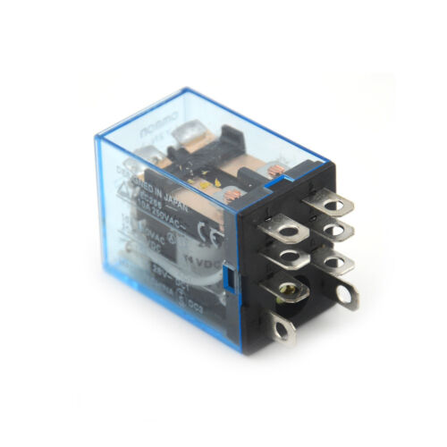 MY2P HH52P MY2NJ relay DC 12V coil general purpose DPDT Micro Mini Relay/_w