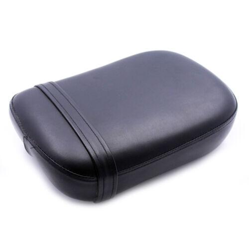 Black Rear Cushion Seat Set For Suzuki Boulevard C50 04-13 VL800 01-04 03 02