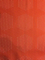 Hbf Textiles Upholstery Fabric Dot Structure Red / White - By The Yard