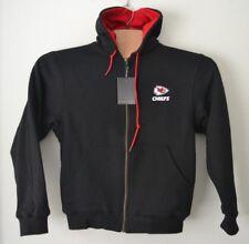 27bbd2a0076 Dunbrooke Apparel NFL Craftsman Full Zip Thermal Hoodie Kansas City Chiefs  Sz S