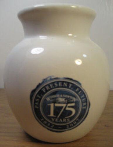 RARE Winsor /& Newton 175th Anniversary Brush Storage Jar