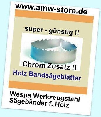 4 Stück Mix Sägeband 2230x0,65mm 6, 8,10,13mm Metabo Bs0633w 0633d