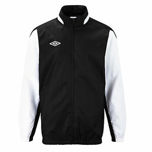 Umbro-Football-Training-Shower-Jacket-Mens-Top-Warmup-Jkt-New