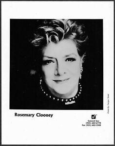 Rosemary-Clooney-1970-s-Original-CONORD-Jazz-promo-photo-de-portrait