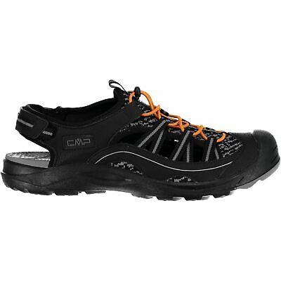 Vendita Professionale Cmp Scarponcini Adhara Hiking Sandal Nero Melange Maglia Poliestere Mesh-mostra Il Titolo Originale Portare Più Convenienza Per Le Persone Nella Loro Vita Quotidiana