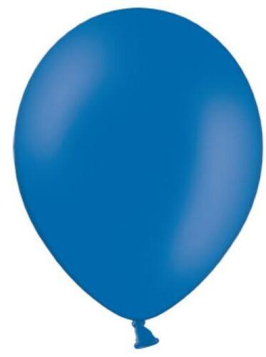 25 globos de colores predeterminados globos libre elección de color qualitätsballons de la UE