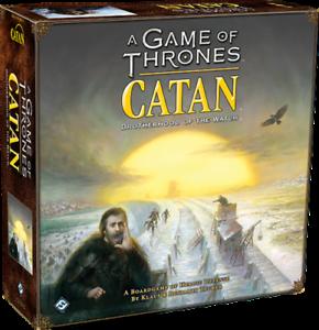 Un juego de tronos Catan-Hermandad Del Reloj-Juego de Mesa